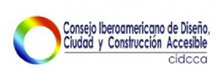 Logotipo del Consejo Iberoamericano de Diseño, Ciudad y Construcción Accesible